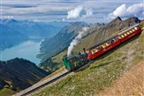 Swiss Mountain Steam